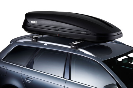 Autobox Thule Pacific 780 - antracit Aeroskin