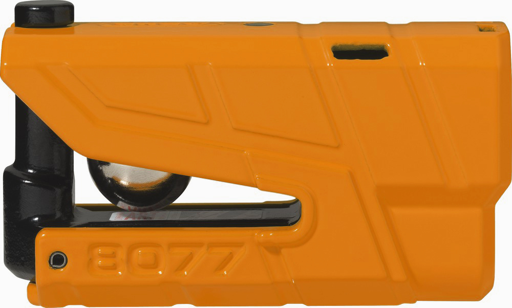 ABUS Granit Detecto X-Plus 8077 orange