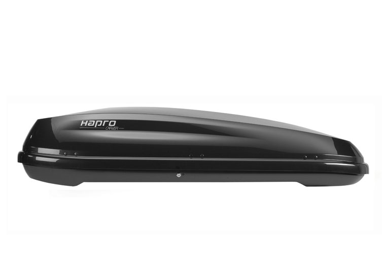 Hapro CARVER 6.5 Brilliant Black