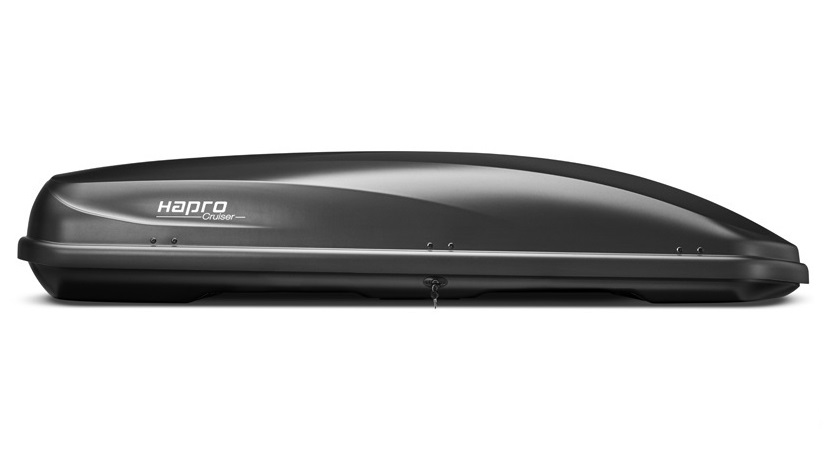 Hapro Cruiser 10.8 Anthracite