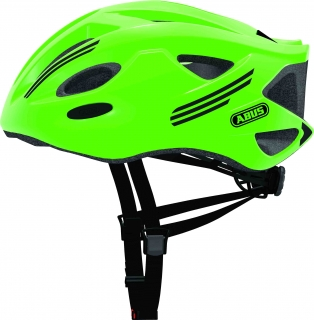 ABUS S-Cension neon green L (58-62 cm)